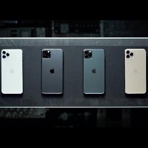 iPhone 11 Pro dan Pro Max: Ponsel Teratas Baru Apple