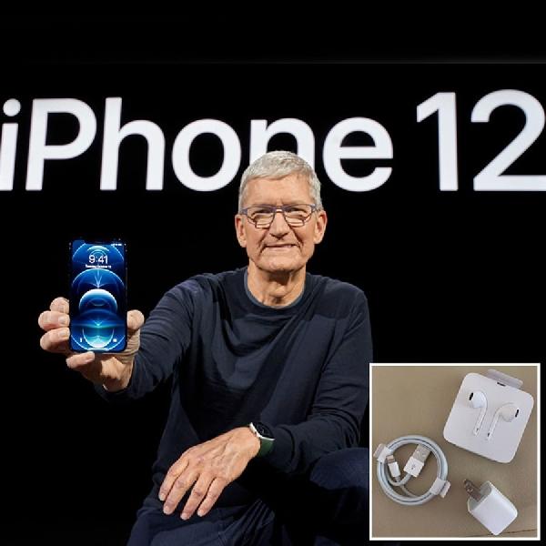 iPhone 12, Sang Pemula Ponsel Apple Tanpa Aksesoris