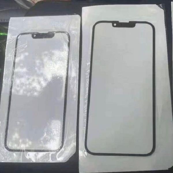 Intip Bocoran Foto Notch yang Lebih Kecil untuk iPhone 13