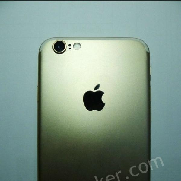 Bocor, Punggung iPhone 7 4.7 Inch Dihiasi Laser AF