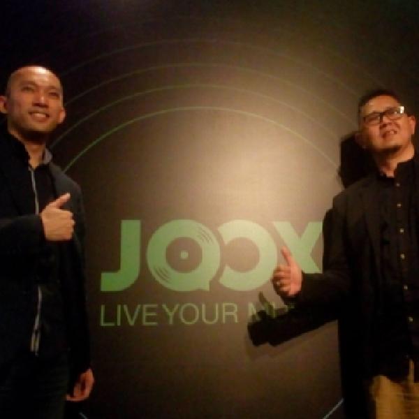 JOOX Raih Gelar Musik Streaming Terfavorit di 4 Negara Asia