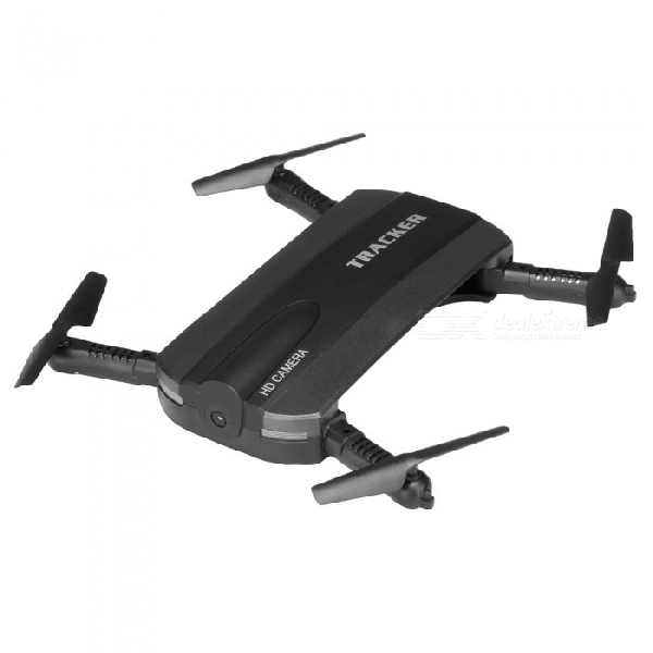 JXD 523, Drone Lipat dengan WiFi FPV