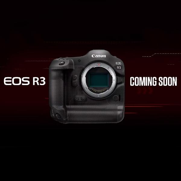 Kamera Mirrorless EOS R3 Canon Segera Tiba