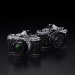 Kamera Mirrorless Nikon Z FC Hadir Dengan Desain Retro