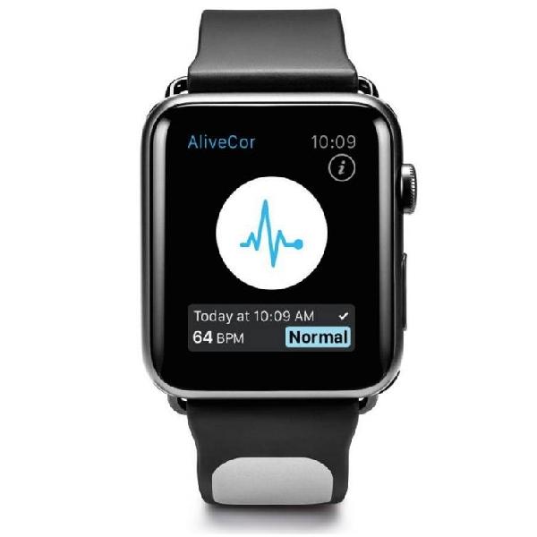 Kardia, Tali Jam Apple Watch Mampu Deteksi Stroke Dini