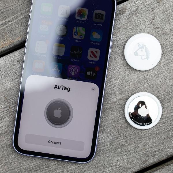 Kenali AirTag, Smart Tracker dari Apple
