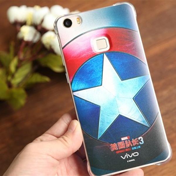 Keren, Vivo Xplay EdisiCaptain AmericaResmi Hadir Di Tiongkok