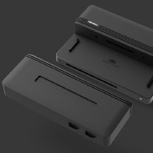 Konsol Game Modular Ini Bisa Mainkan Game Dari Cartridge Dan CD