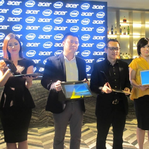 Acer Boyong 3 Laptop Tertipis di Dunia dengan Performa Powerful