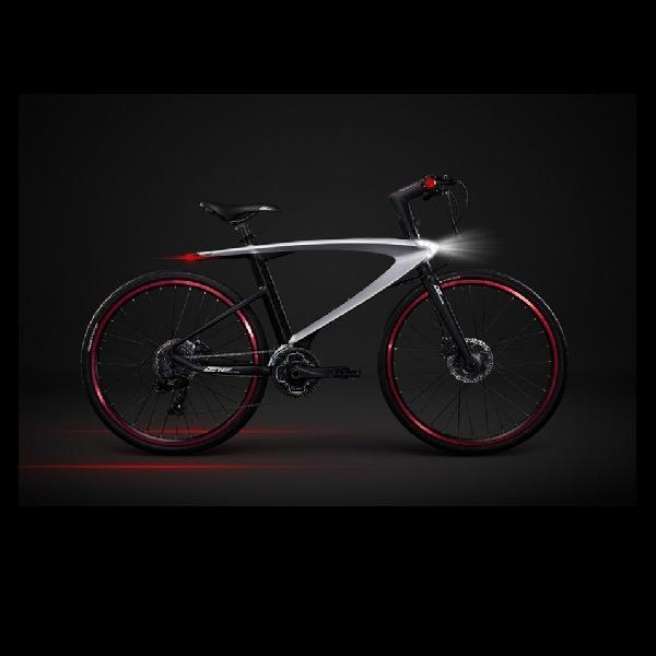 Bergaya Futuristik, Begini Wujud Sepeda Pintar LeEco