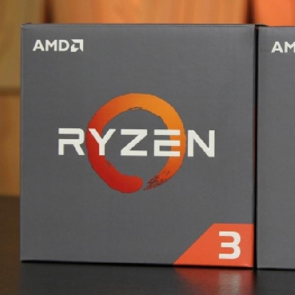 Lengkapi Jajaran Ryzen, AMD Rilis Prosesor Ryzen 3 untuk Desktop Mainstream