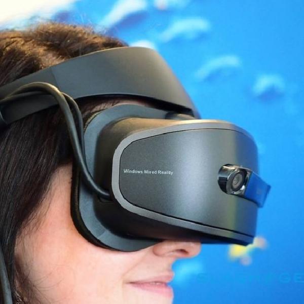 Ini Headset Canggih Besutan Lenovo
