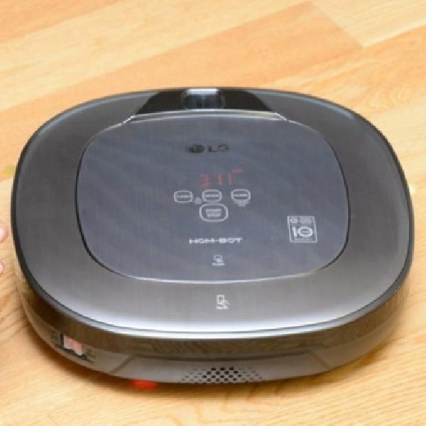 LG Integrasikan Teknologi Augmented Reality dengan Vacuum Cleaner