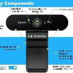 Logitech Brio, Web Cam Canggih Resolusi 4K
