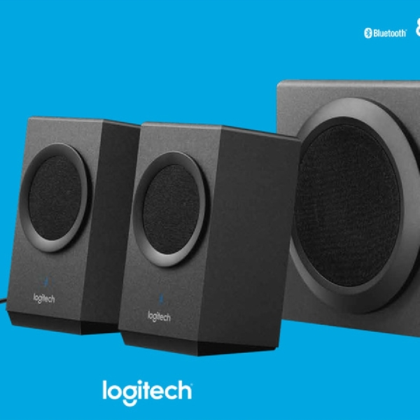 Logitech Luncurkan Speaker Desktop Z337 Bold Sound, Apa Keunggulannya?