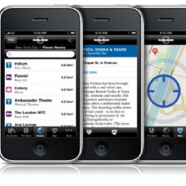Lonely Planet Hadirkan Aplikasi Untuk Perangkat Android Dan iOS