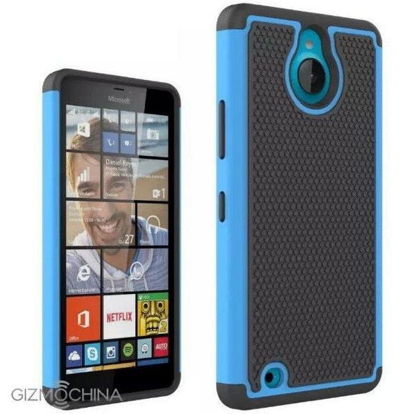 Bocornya Gambar Lumia 850 Yang Sedang Dibalut Oleh Casenya