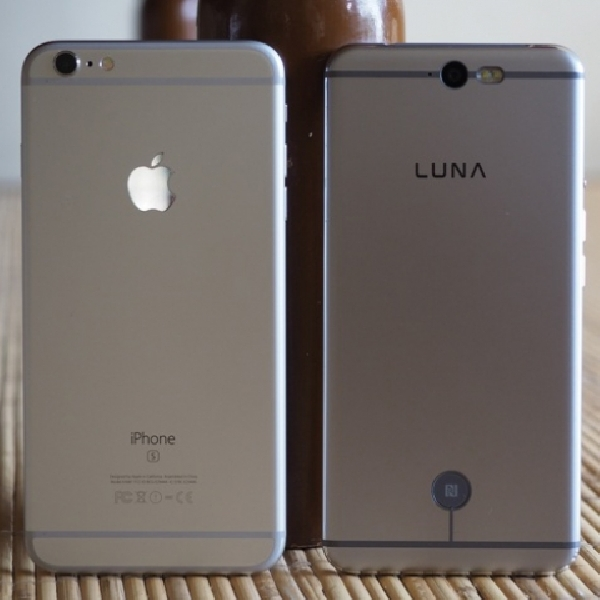 Duel Maut Luna vs iPhone 6S Plus, Siapa Juaranya?