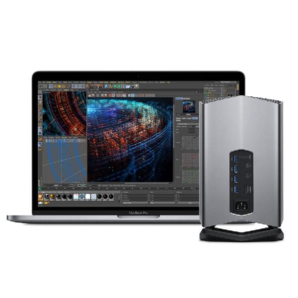 MacBook M1 Datang Tanpa Dukungan eGPU