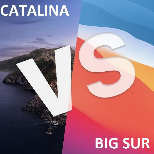 Inilah Hasil Perbandingan Visual Antara macOS Catalina Vs Big Sur