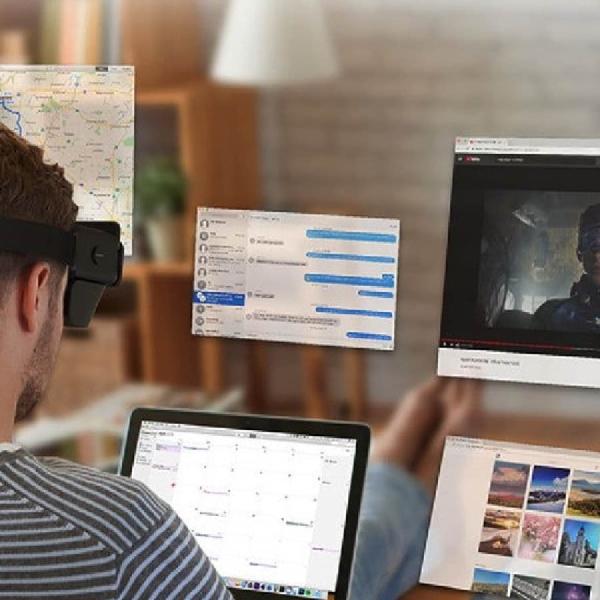 Seperti Inilah Visual MacOS Terlihat Dari Augmented Reality (AR)