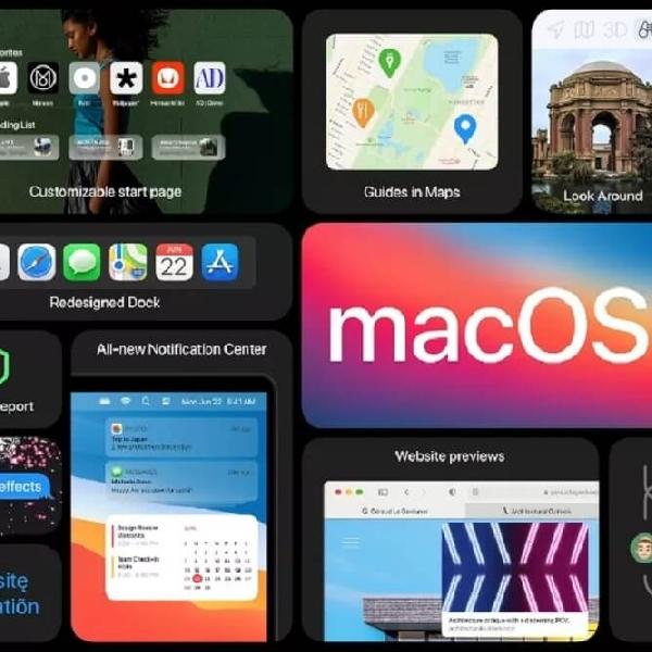 Apple Bakal Rilis macOS Big Sur 12 November
