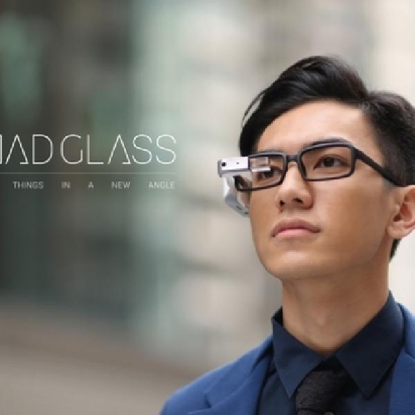 Dengan MAD Glass, Kacamata Biasa Bisa Jadi Smart Glasses