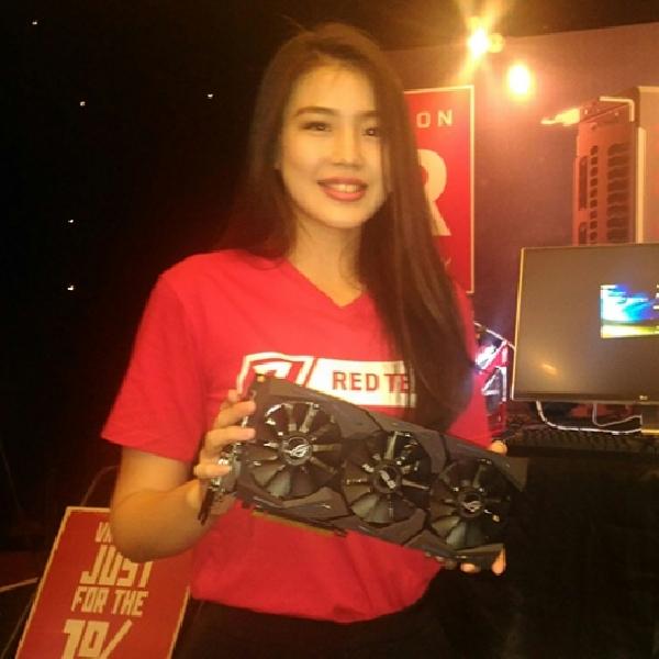 Manjakan Gamers, AMD Hadirkan Radeon RX480