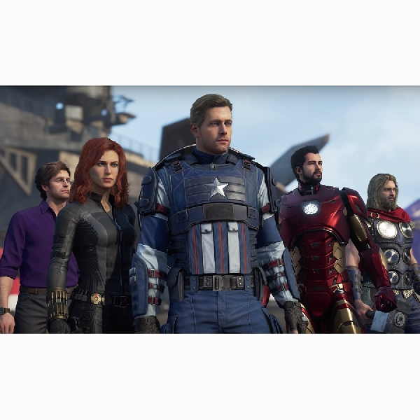 Trailer Detail Gameplay Marvel's Avengers Dirilis