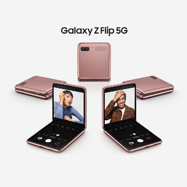 Masuki 2021, Samsung Luncurkan Ponsel Lipat Harga Terjangkau