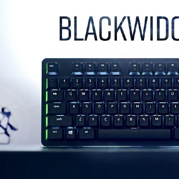 BlackWidow Lite, Keyboard Mekanik Yang Cocok Untuk Bekerja Dan Bermain Game