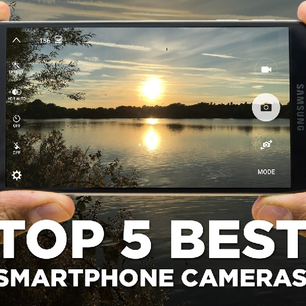 Inilah 5 Smartphone dengan Kamera Terbaik di 2016