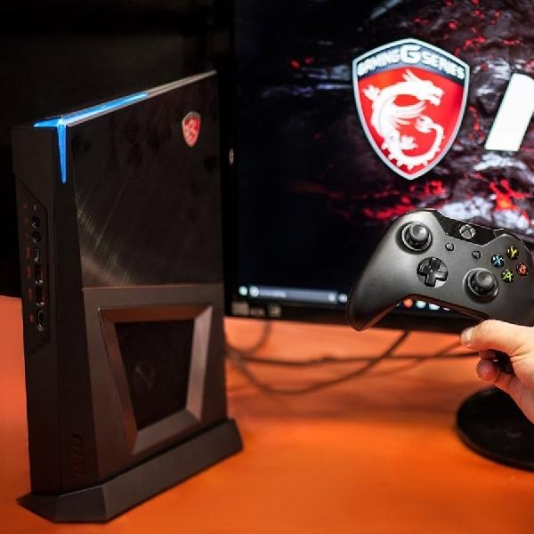 Bertenaga Dan Ringkas, PC Gaming Ini Mirip Konsol Game