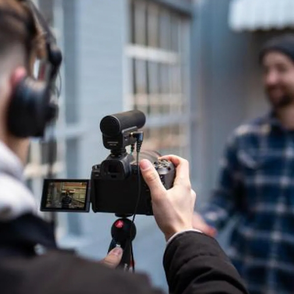 Mikrofon Terbaru Sennheiser Berfungsi Baik Pada Ponsel dan Kamera