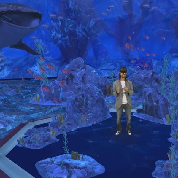 Microsoft Mesh, Platform Baru Mixed Reality Berbasis Hologram