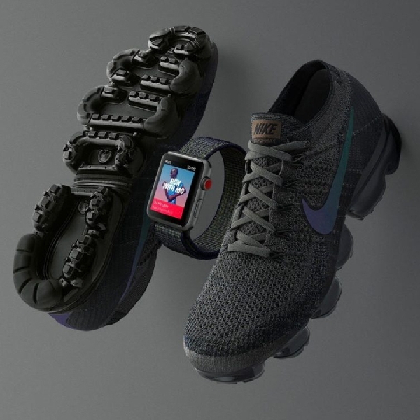 Serasi dengan Air Vapormax, Nike Luncurkan Apple Watch Series 3 Edisi Spesial