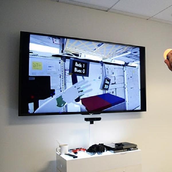 NASA Ubah PlayStation VR Jadi Alat Latihan Operator Robot Luar Angkasa
