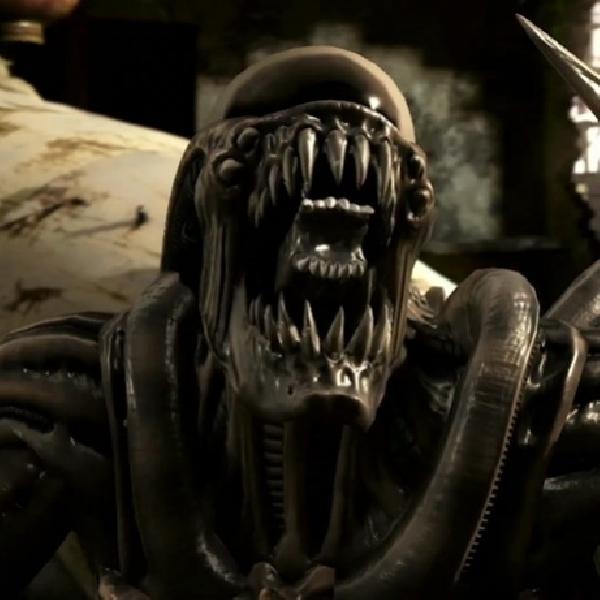 Alien Muncul Di Game Mortal Kombat X Versi Terbaru