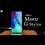 Spesifikasi Lengkap Motorola Moto G Stylus Sudah Bocor di Dunia Maya, Berikut Penjelasannya!
