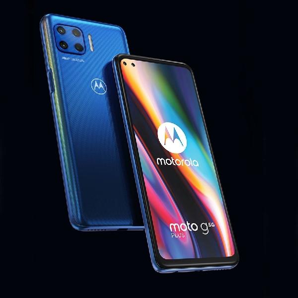 Motorola 5G Suguhkan Ponsel Mutakhir dengan Harga Terjangkau