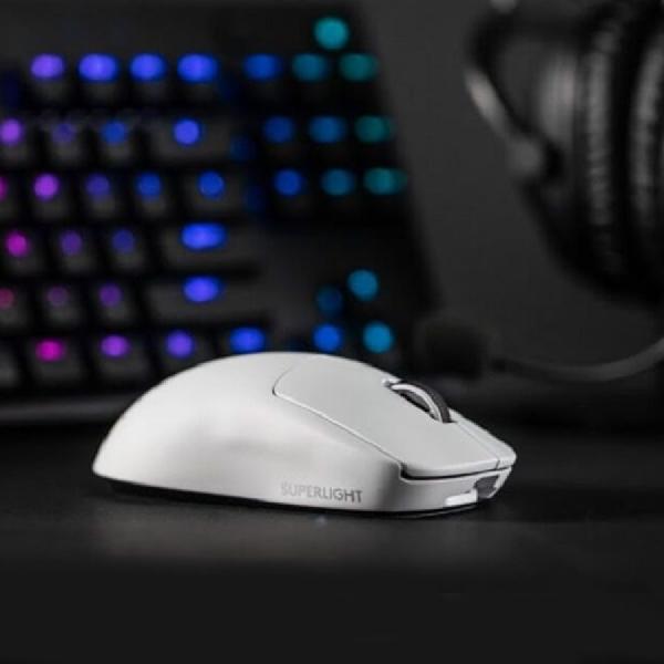 Mouse Ringan Logitech G PRO X Superlight Didesain untuk eSports