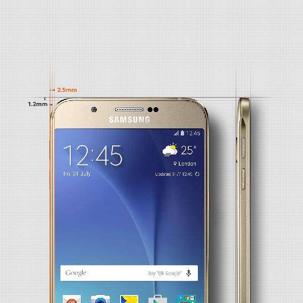 Muncul Di Geekbench, Ini Performa Samsung Galaxy A8 (2016)