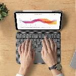New Combo Touch Keyboard Dari Logitech Untuk iPad Air 4