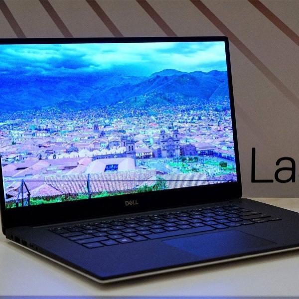 New Dell XPS 15 Dengan Layar OLED 4K Meluncur