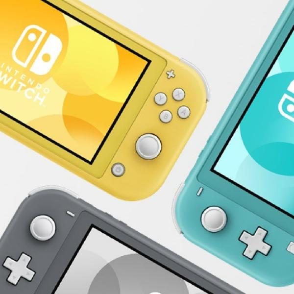 Sempat Bocor, Nintendo Akhirnya Resmi Umumkan Kehadiran Switch Lite