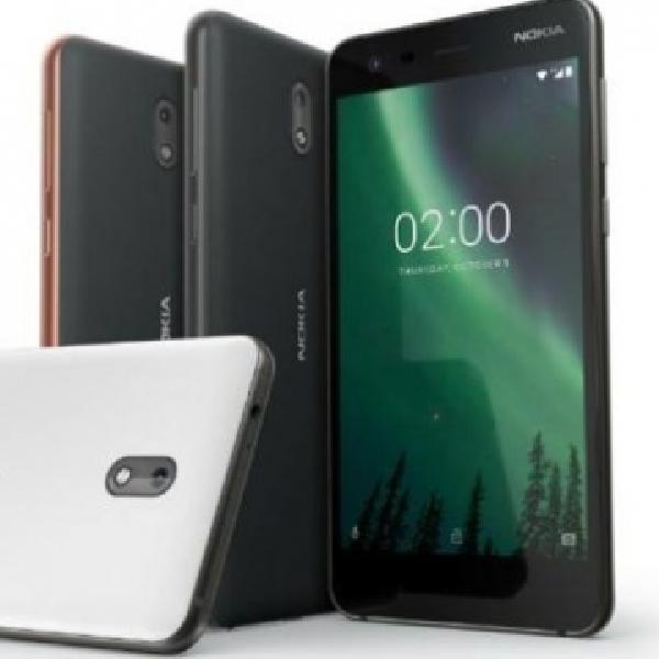 Dibekali Baterai Jumbo, Nokia 2 Resmi Melenggang