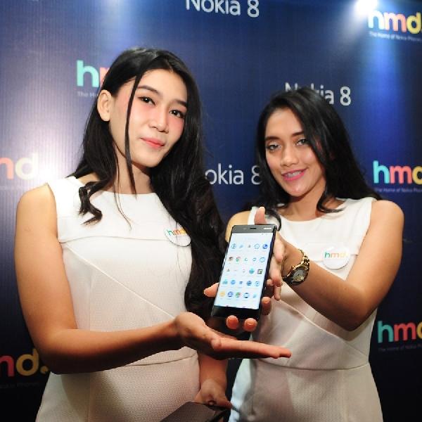 Nokia 8 Resmi Melenggang di Indonesia, Berapa Harganya?