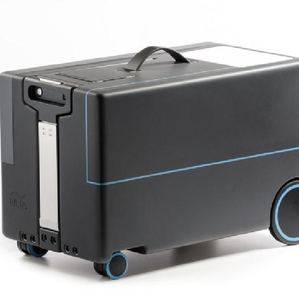 Koper Robot Pintar Ini Dapat Kenali Pemiliknya