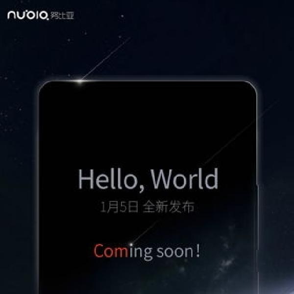 ZTE Mengungkapkan New Nubia Z11