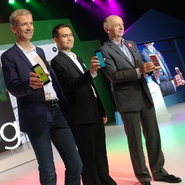 Tawarkan Spesifikasi Mumpuni, Moto G5s Plus Mendarat di Indonesia